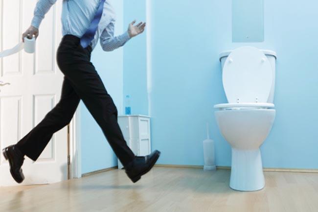 Fuite urinaire Homme causes