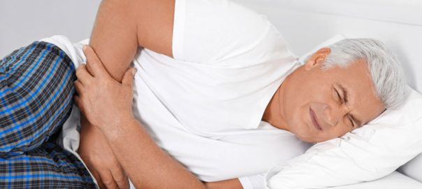 L'incontinence sévère chez l'homme